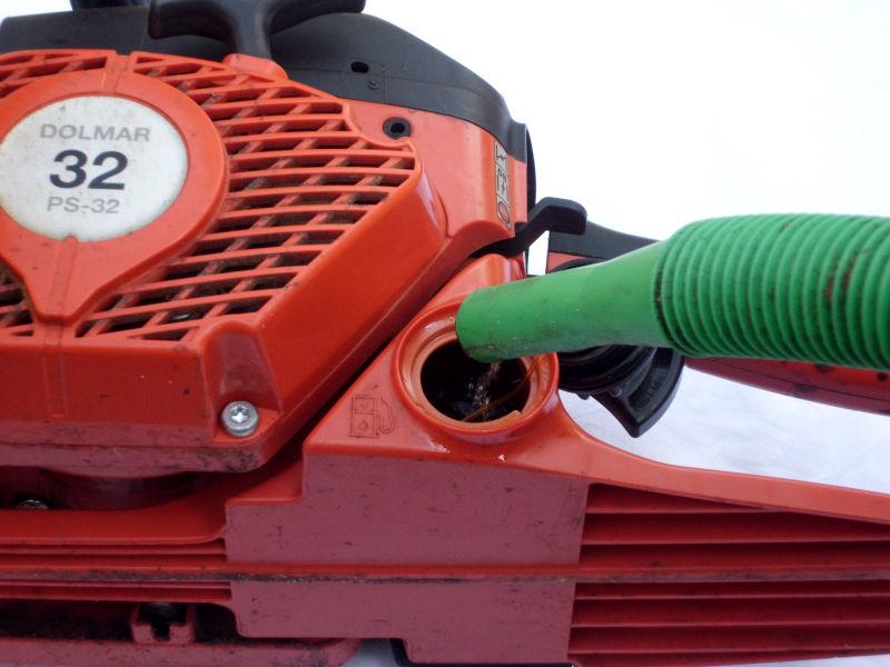 Berühmt Kraftstoff für Dolmar Kettensägen › Kettensäge Ratgeber #YW_05