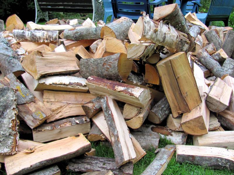 brennholz f r den winter welches werkzeug wird ben tigt s. Black Bedroom Furniture Sets. Home Design Ideas