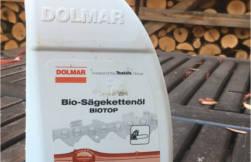 Bio Kettenhaftöl von Dolmar
