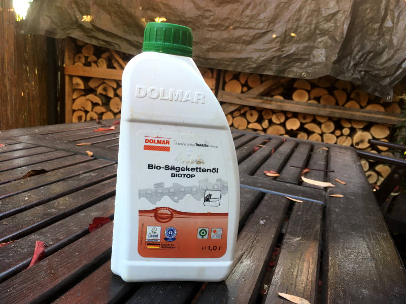 Dolmar Bio Sägekettenöl